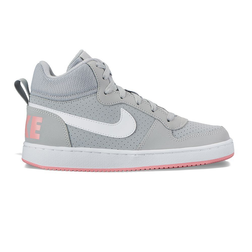2scarpe nike court borough mid