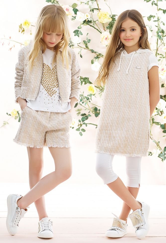 new photos retail prices on feet images of TWINSET Simona Barbieri :: Lookbook :: GIRL | Kids outfits ...