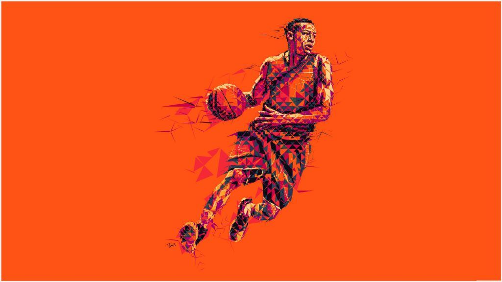 Basketball Art 4k Wallpaper Basketball Art 4k Wallpaper 1080p