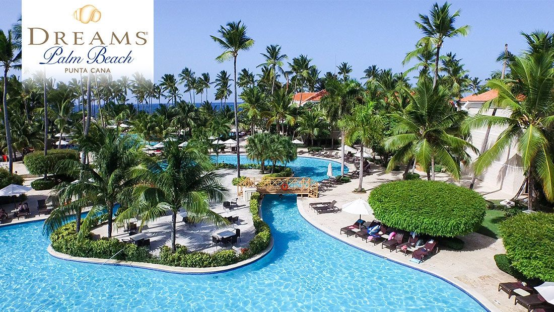 Dreams Palm Beach Punta Cana Has Been Chosen As One Of The Bookit