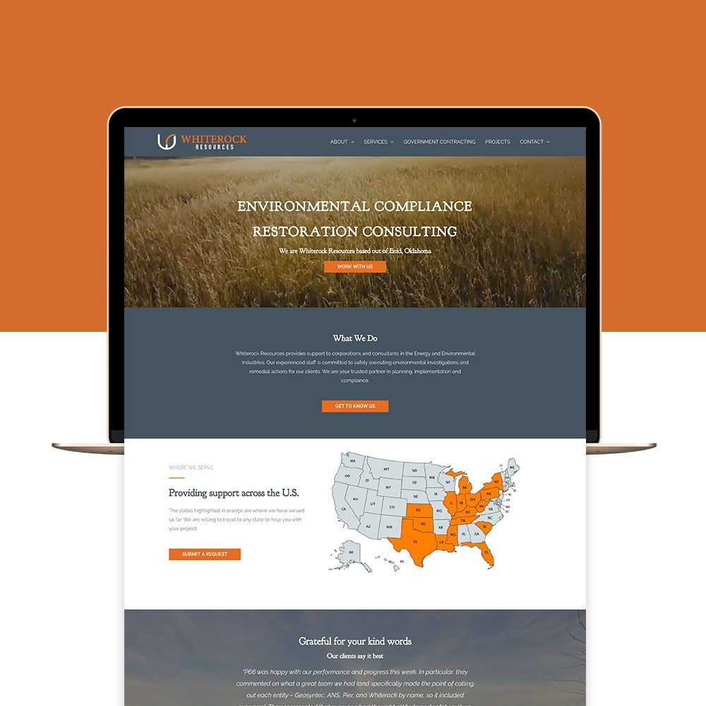 Environmental Website Home Page Design In 2020 Professional Website Design Beautiful Website Design Wedding Photography Website Design