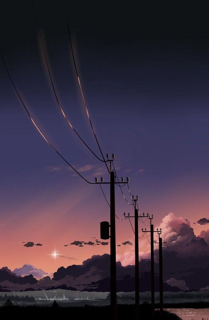 Anime Sky Wallpaper Sunset Animewallpaper Sunset Wallpaper Kawaii Ezmkurd خلفيات غروب الشم Anime Scenery Wallpaper Anime Scenery Scenery Wallpaper