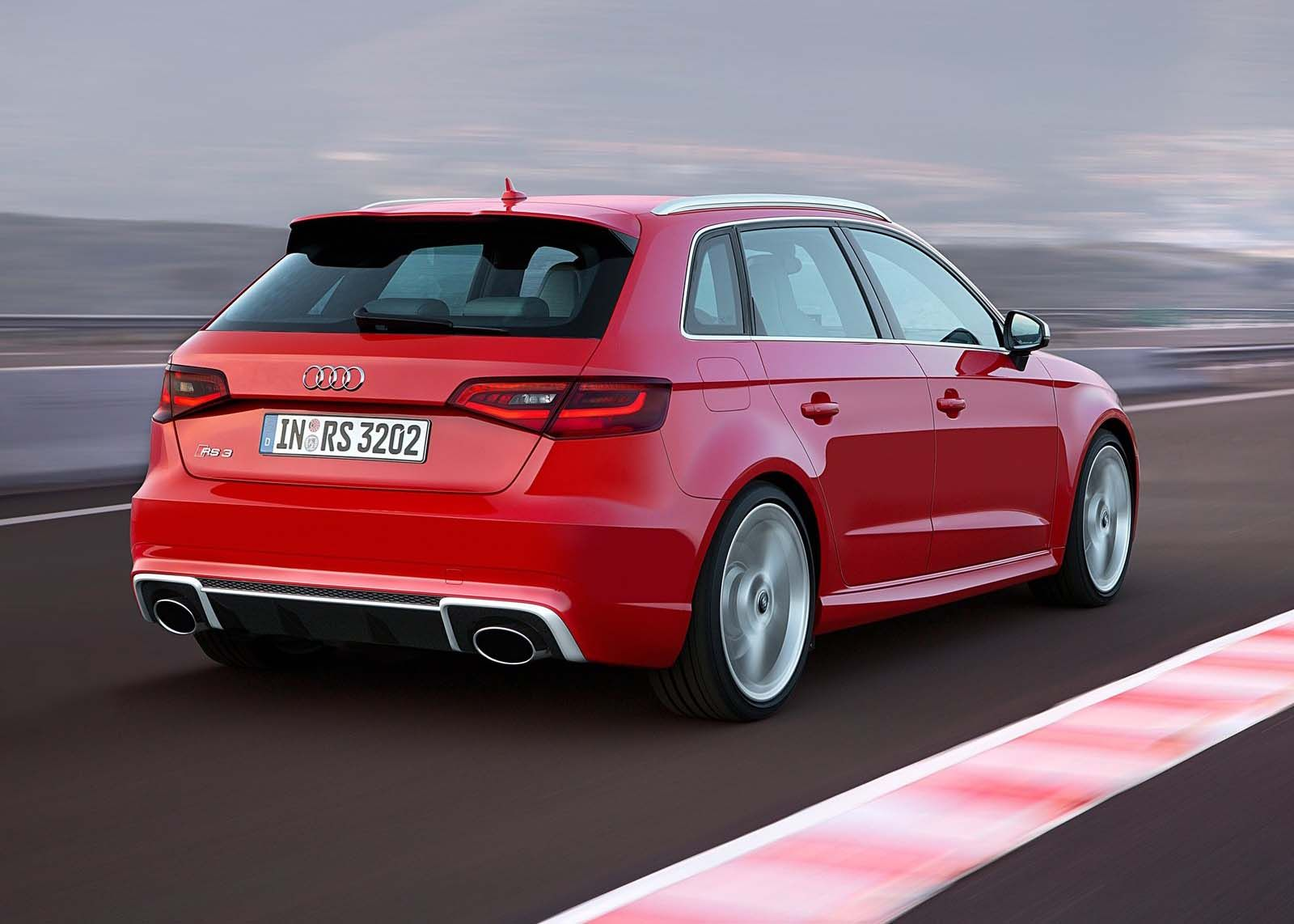 2016 Audi Rs3 Sportback Backgrounds