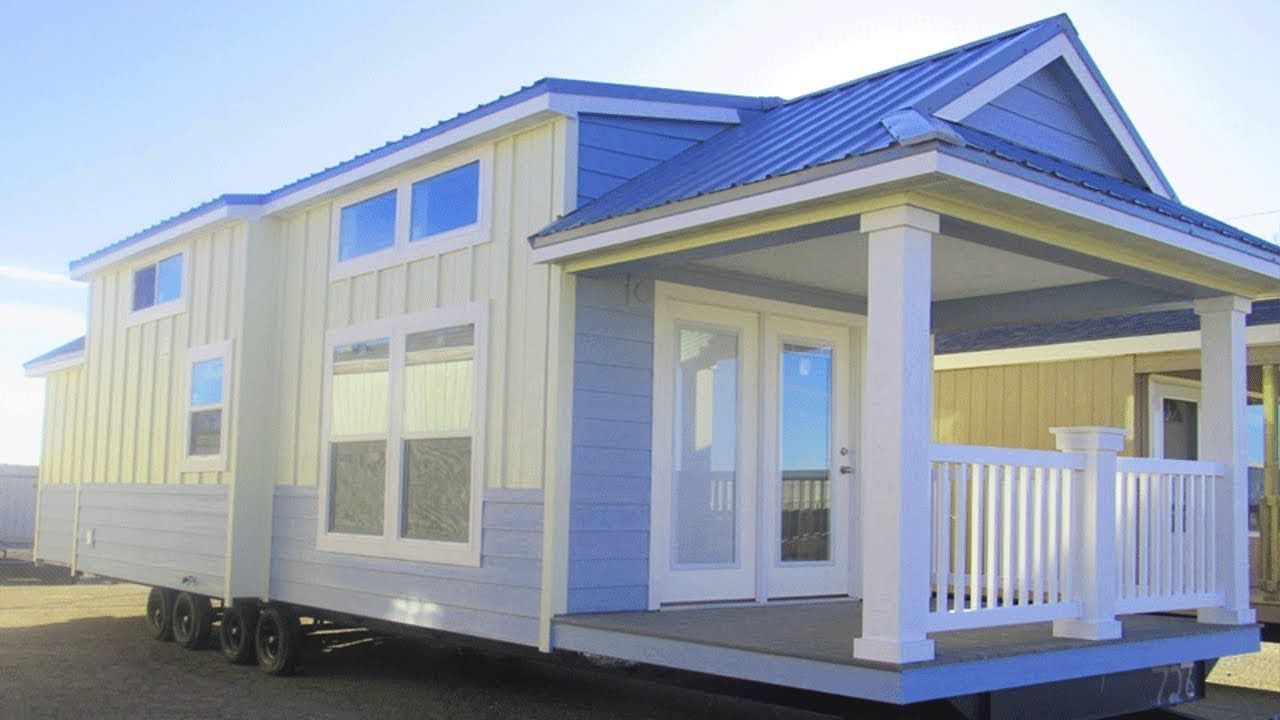 Simple Beautifull Crocket 1 Bed 1 Bath 399 Sqft Park Model From Direct Tiny House Big Living Park Model Homes Park Models