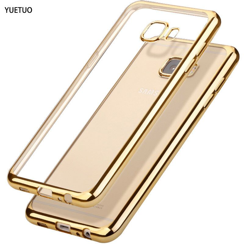Originele case voor samsung galaxy j5 prime j 5 j 7 j7 prime 2016 coque rose gold silicon silicone tpu clear zachte telefoon dunne cover