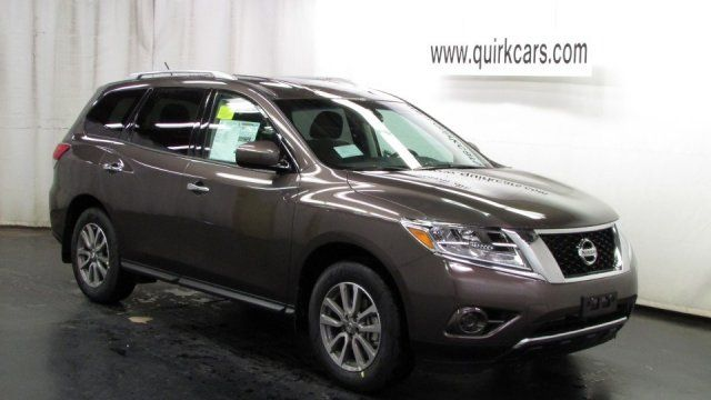 2016 Nissan Pathfinder S 4wd Save Over 5 700 At Quirk Nissan In