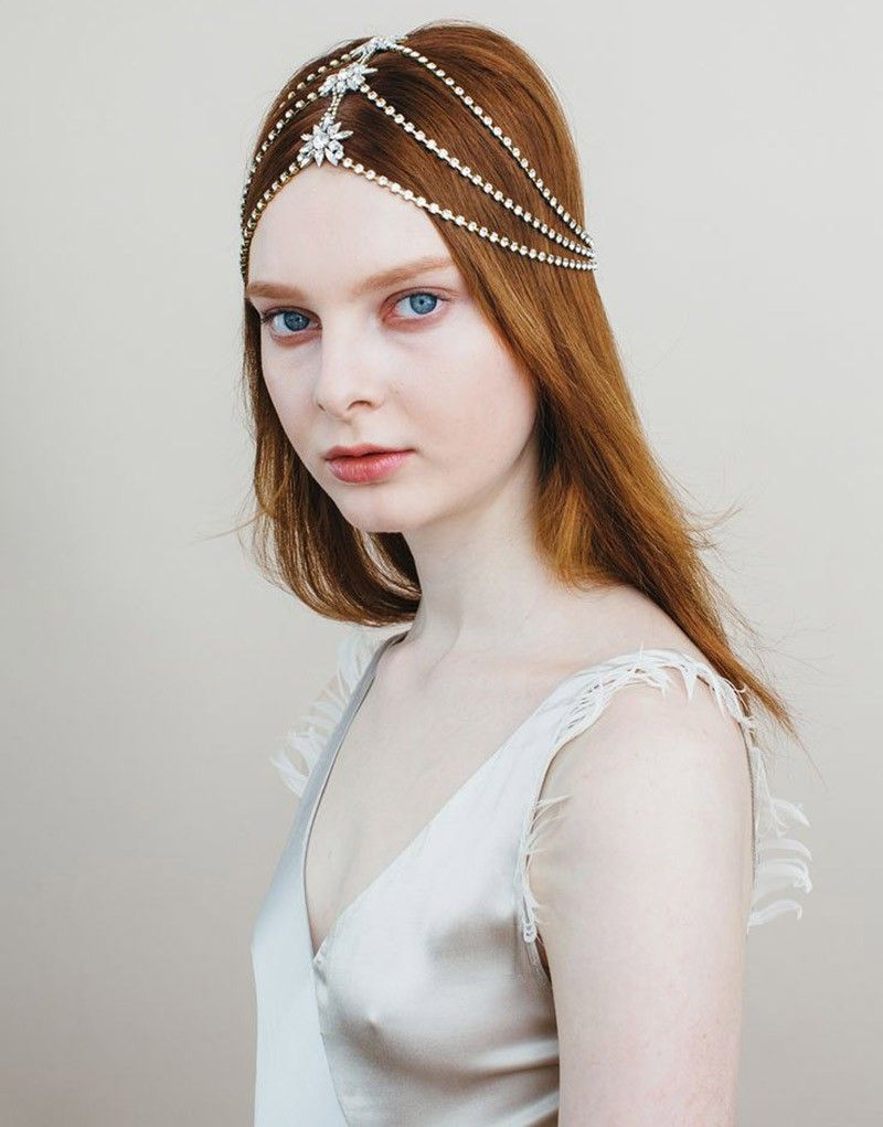 Penteado de Casamento para todos os Estilos de Noiva | Redheads and Face