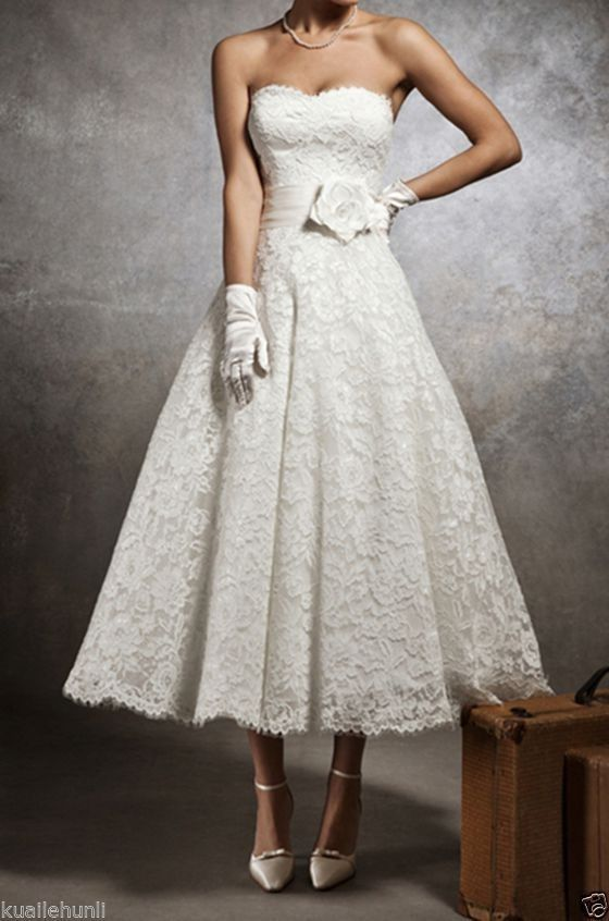 RoseMaria | Robe de mariée mi longue, Robe