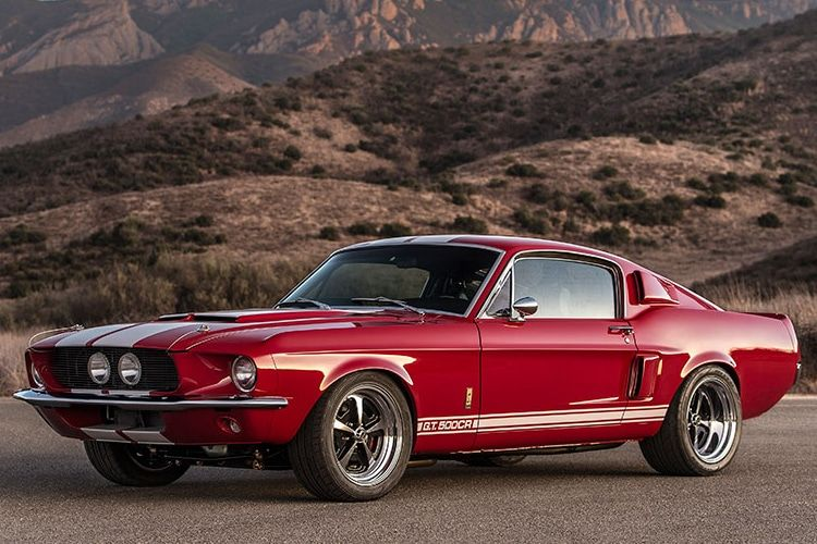 1967 Mustang Fastback Shelby G.T.500CR Classic Keeps the Legend Alive | Man of Many