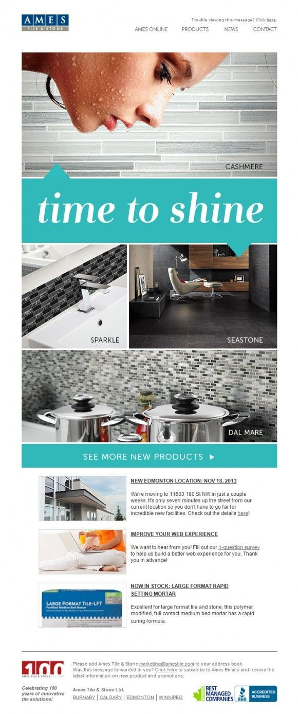 Pin By Rey Rendon On Great Design Collection Pinterest - Sample email blast template
