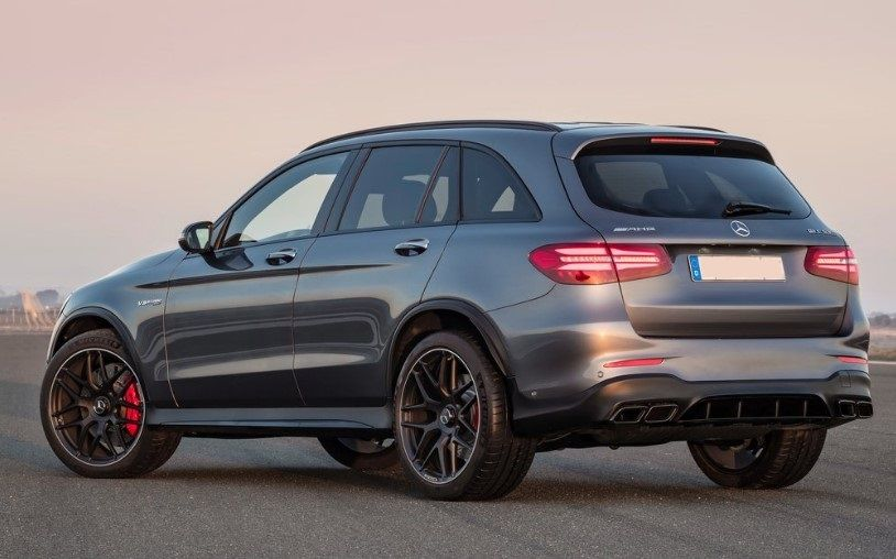 2020 Mercedes Benz Glc Overview Interior Changes With Images