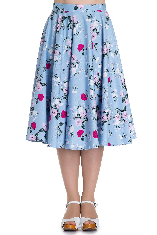 ee02e0cd9e Ladies Skirt - Hell Bunny Belinda 50's Skirt 58.60   a: Sun Records ...