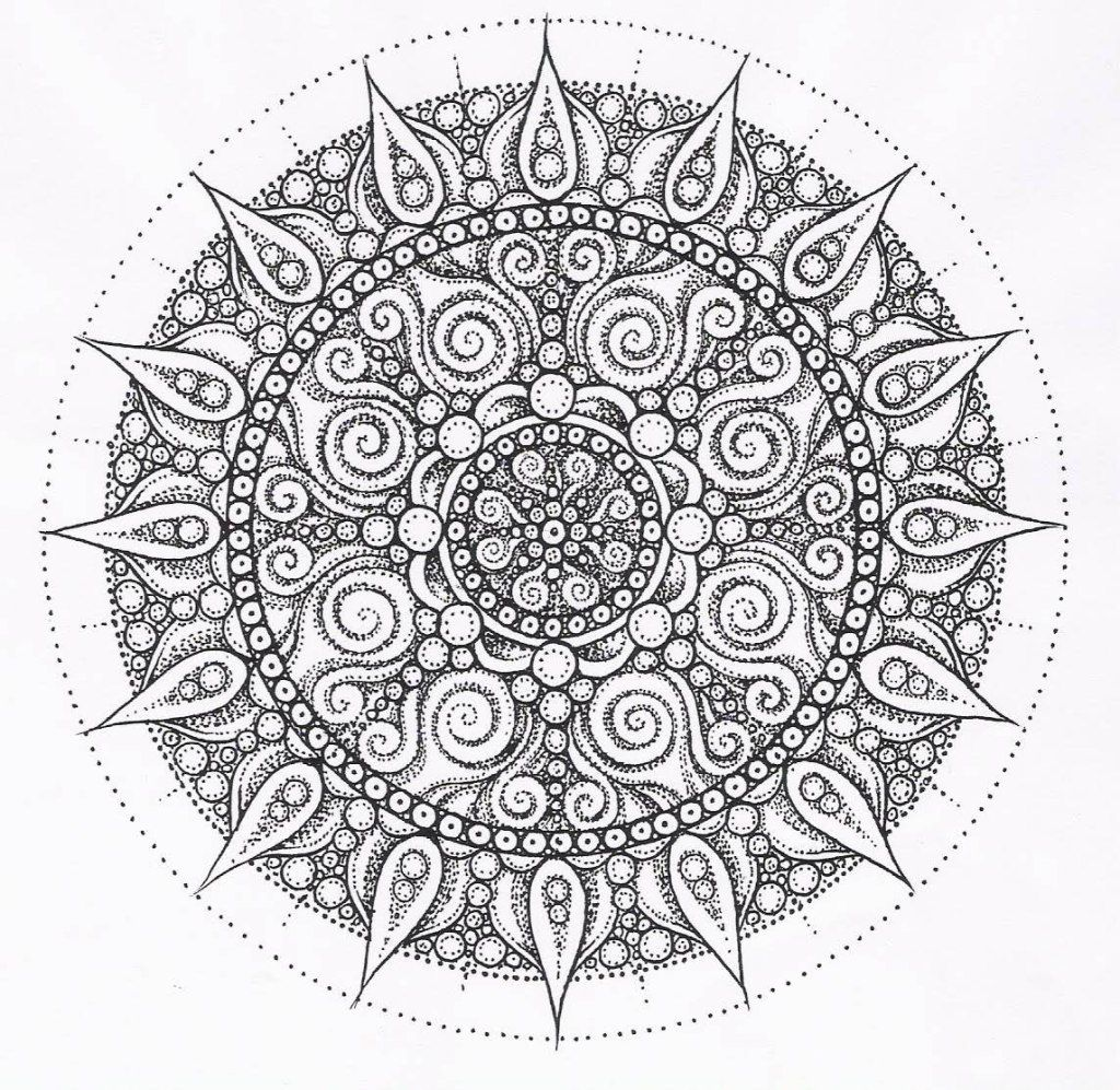Hindu Mandala Design | Tattoo it | Pinterest | Mandala, Mandalas and ...