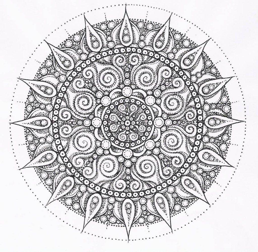 Mandala, Mandalas And Tattoo