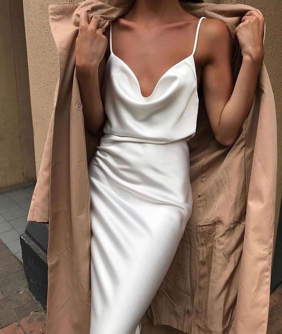 Robe de mariée lingerie, la nouvelle tendance pour se marier ce 2020   – Novias