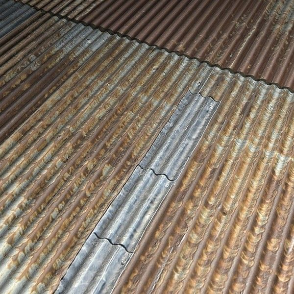 Corrugated Metal Texture Corrugated Rusted Iron Roof Texture High Resolution Metal Roof Modern Roofing Roof Architecture