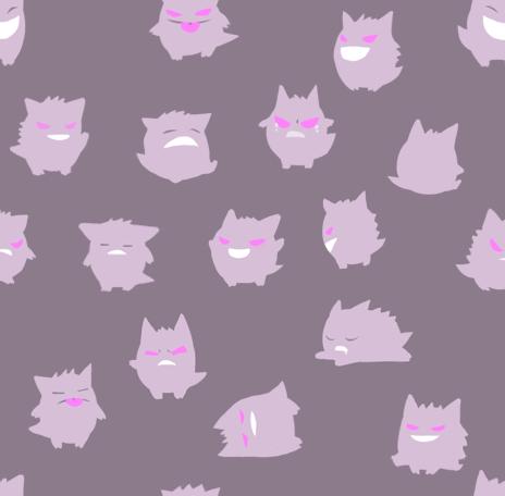 Pattern Vomit Cute pokemon wallpaper, Kawaii background