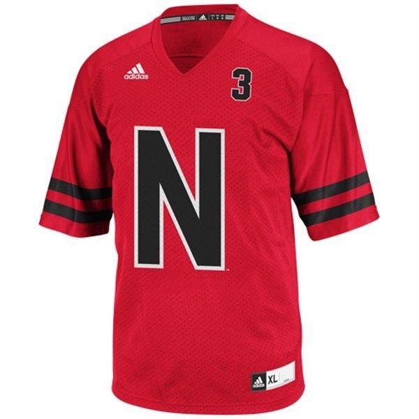 Nebraska Huskers Alternate Football Jersey Nebraska