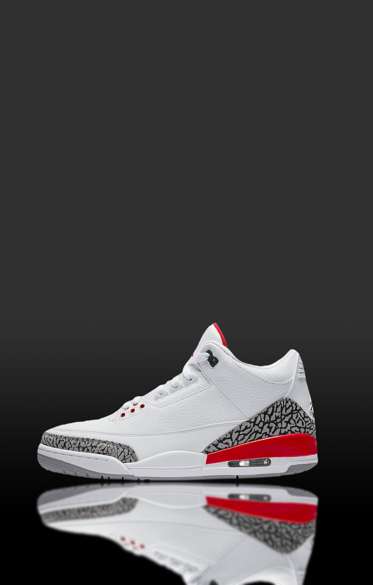 brand new f6c56 62937 Check out this pair of 5/12 Jordan Retro 3
