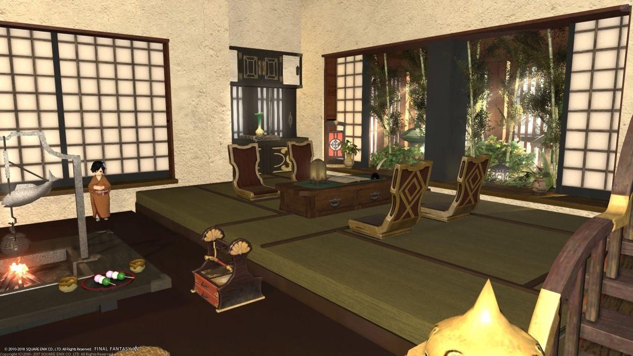 Ffxiv Interior Decorating In 2020 Interior Interior Decorating Decor