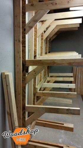 How to Make a Modular Lumber Rack | Show off! Post your ...