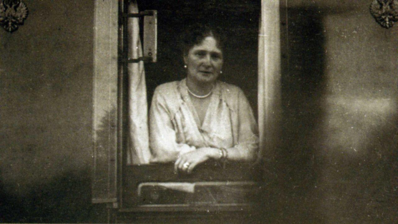 Empress Alexandra Feodorovna, 1914.