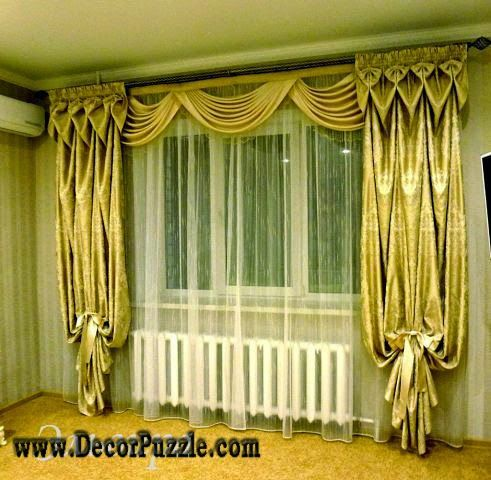 Modern Curtain Styles 2017 New Curtains Designs For Window