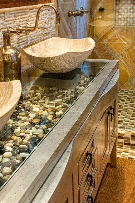 صور أحواض حمامات 2020 مودرن بشكل جديد فوتوجرافر Bathroom Countertops Diy Bathroom Modern Bathroom Sink