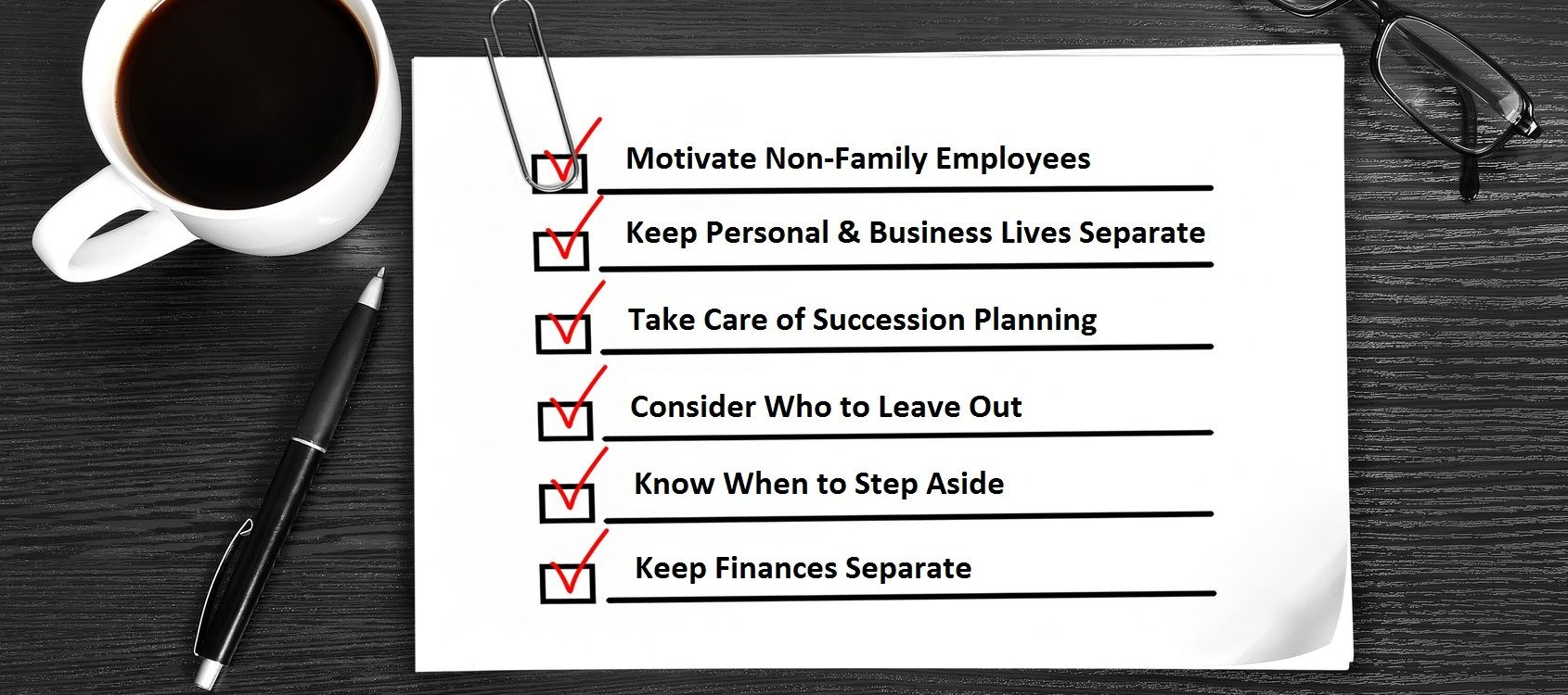 Starting a Family Business? Avoid These 6 Common Mistakes