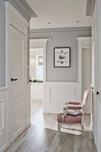 Imagen Paredes grises y suelo neutro Deco Pinterest Paredes