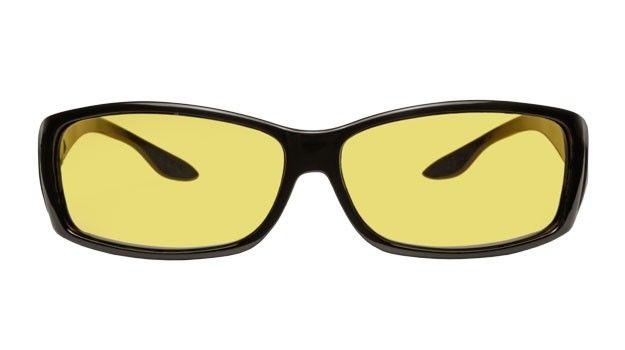 bbe8d31c39b6d Night Driving Glasses Blocks Blue Light 100% UVA UVB Protection Anti
