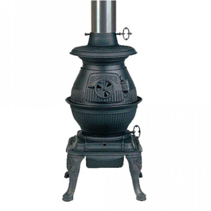 Pot Belly Klon By Masport Heats Around 100m2 Wood Stoves Heatworks