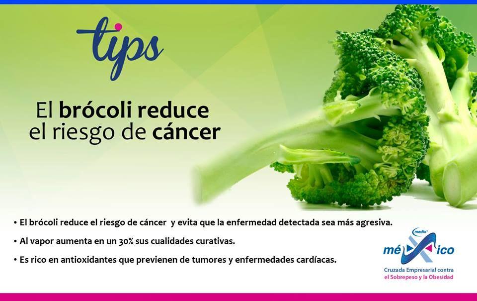 """""""El brócoli tiene un alto valor nutricional y medicinal que radica principalmente en su alto contenido de vitaminas, minerales, carbohidratos y proteínas."""""""