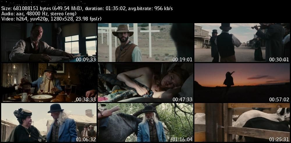 SWEETWATER (2013) BLURAY 1080P 700 MB In the late 1800s, a fanatical religious leader, a renegade Sheriff, and a former prostitute collide in a