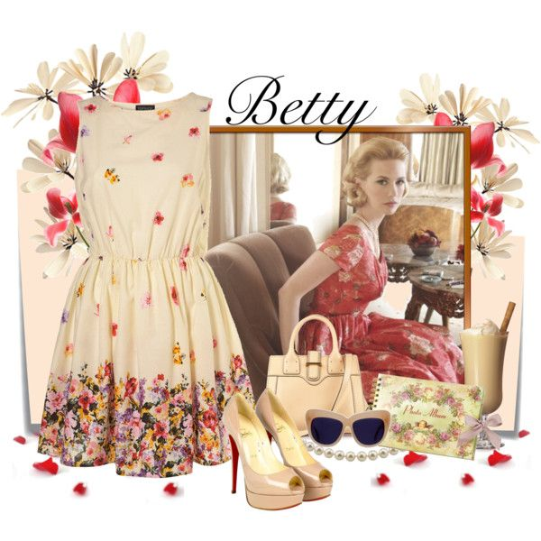 Betty, created by mariahexe.polyvore.com