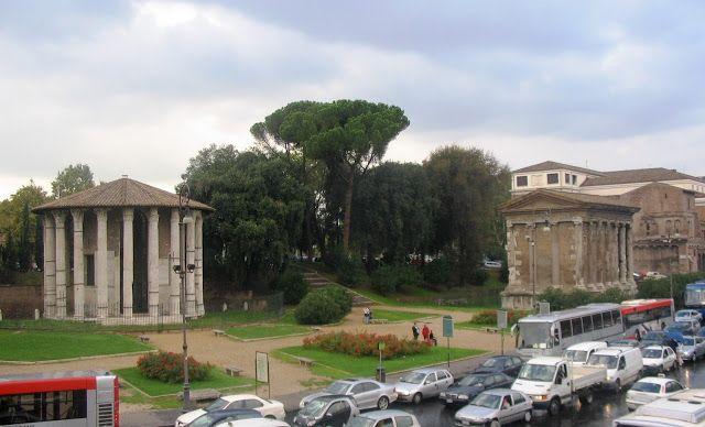La Bocca della Verità   La scultura romana del 1485