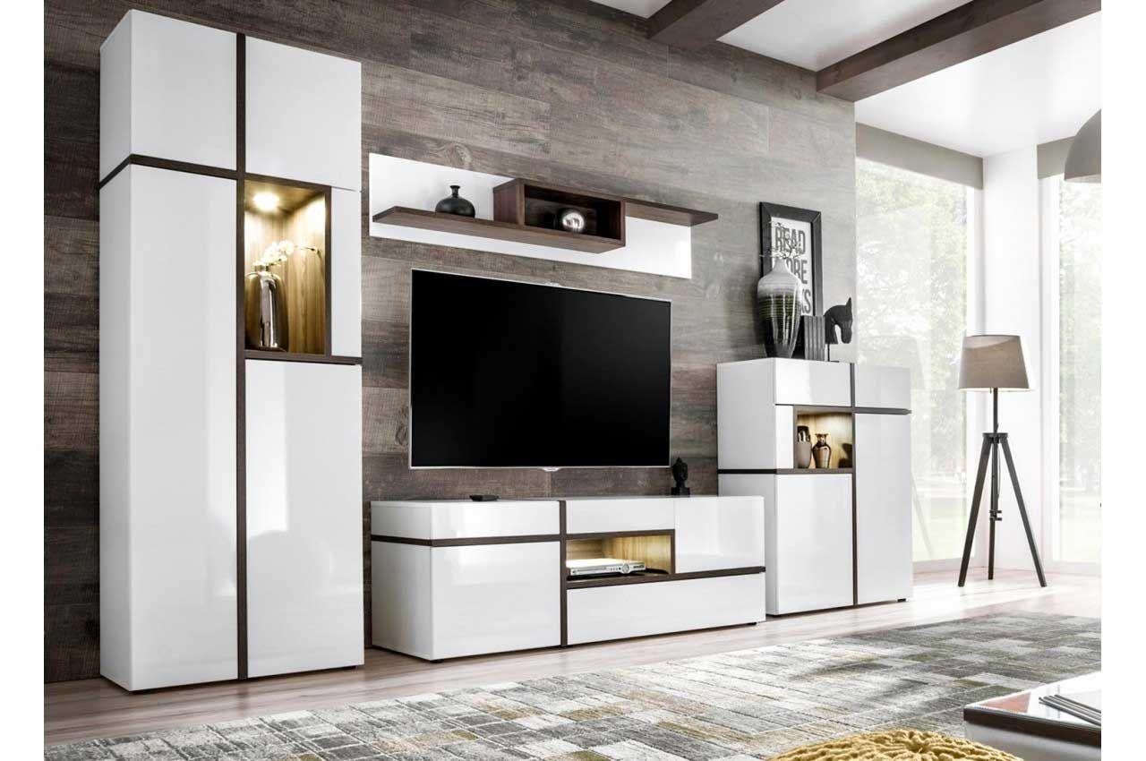 meuble tv mural pas cher nouveau