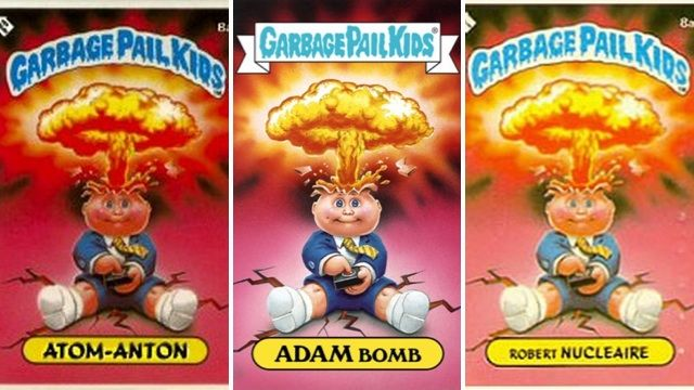 Rarest And Most Expensive Garbage Pail Kids Cards Ever Made