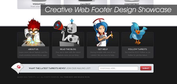 Creative Web Footer Design Showcase Pixel2pixel Design Footer Design Showcase Design Logo Inspiration Branding