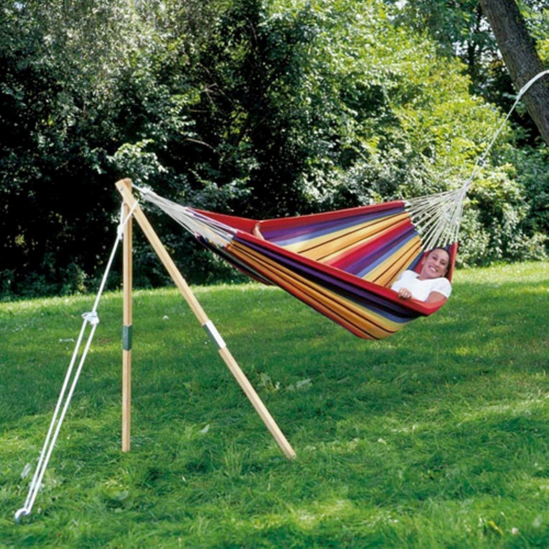Byer of maine madera hammock stand a hammock stand products