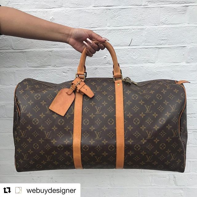 #Repost @webuydesigner Shop #LouisVuitton At The Fraction Of The Price With  Designer Exchange. Find Their Store On Egerton Terrace Just Off #Brompu2026