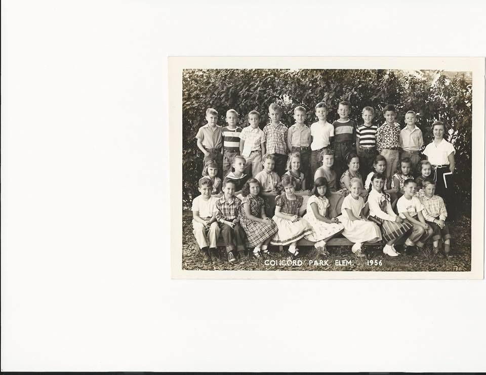 My own classConcord Park Elementary School in Orlando, FL