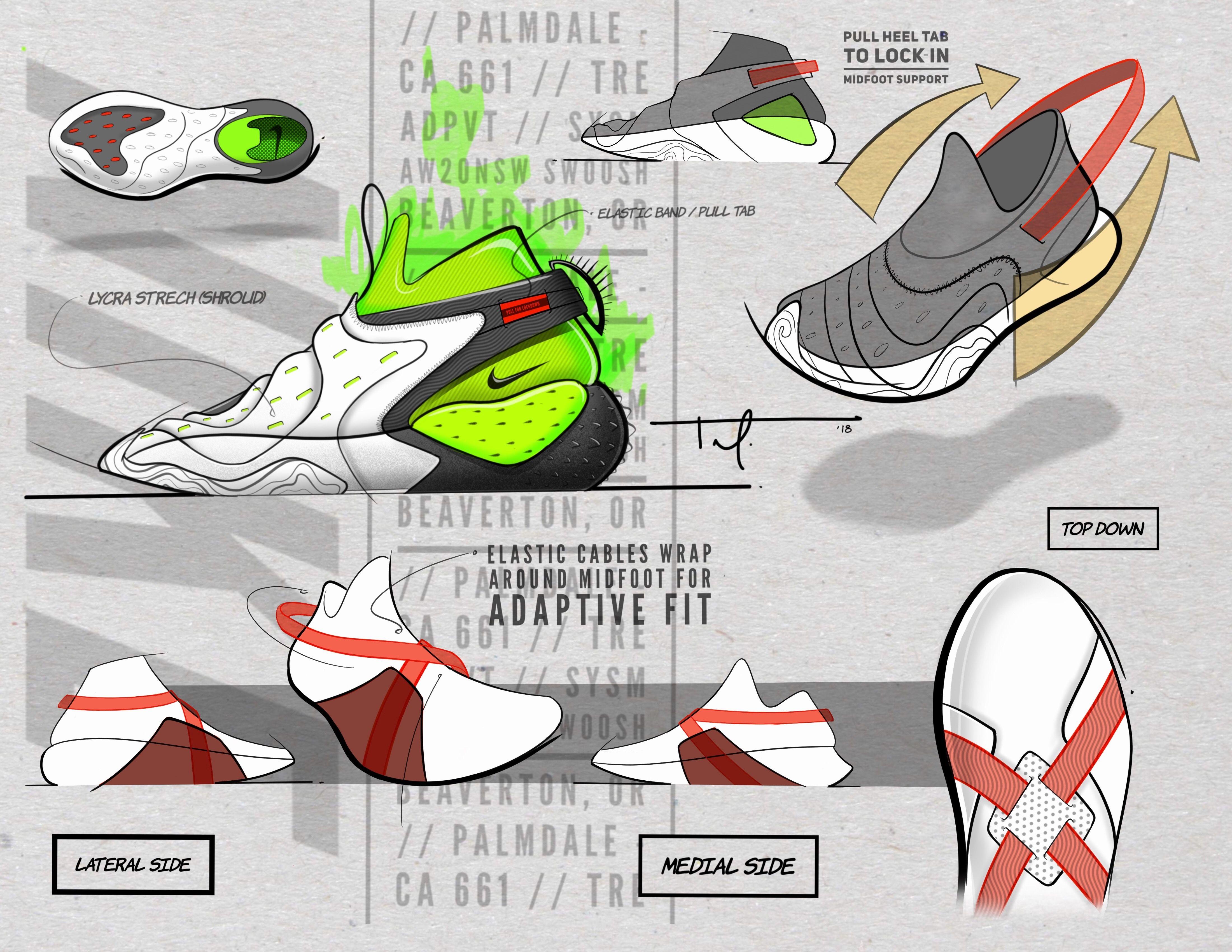 Concepts #Footwear #Design #Nike