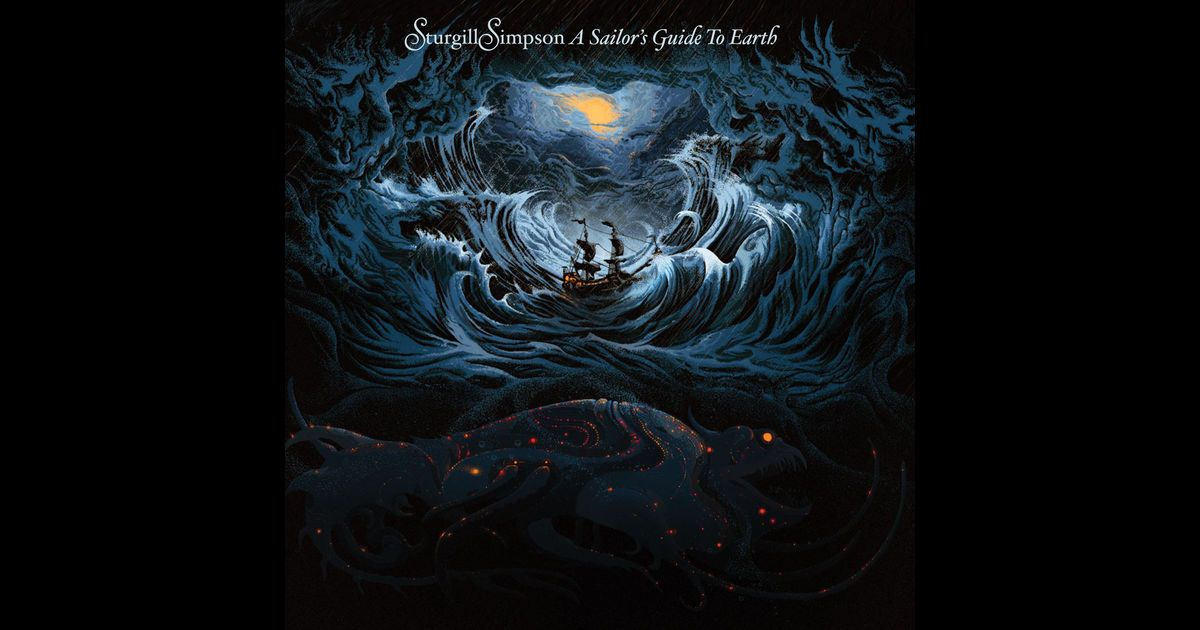 A sailors guide to earth by sturgill simpson on apple