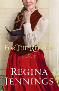 Books You Can Feel Good About: For The Record by Regina Jennings