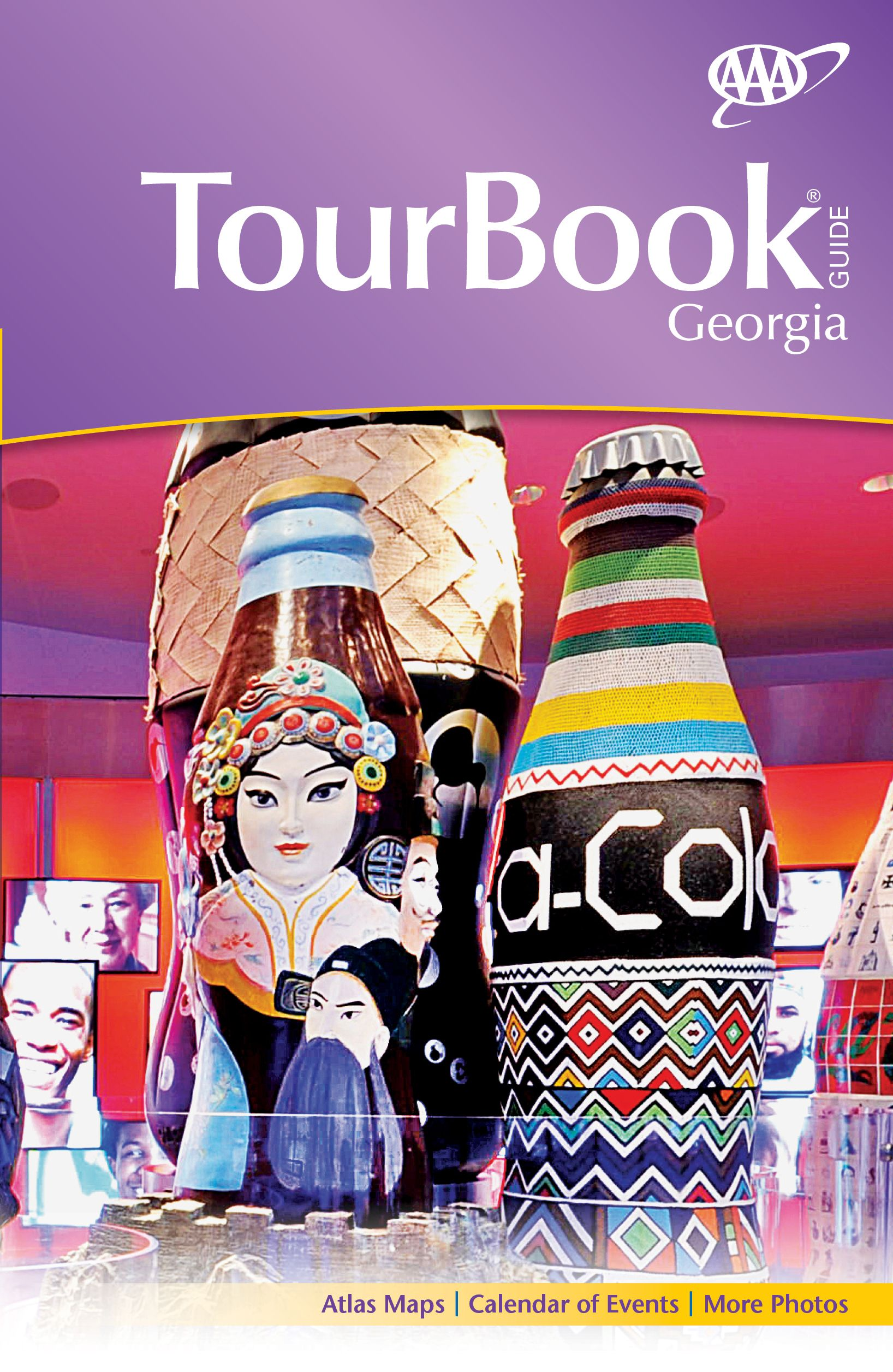 Planning a summer trip pick up a aaa tourbook guide for