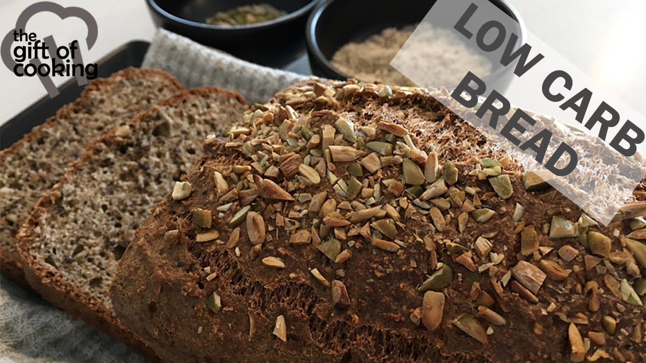 Low Carb Bread - YouTube