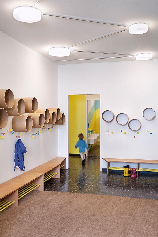 Projekt kita zauberzwerge i de 12163 berlin for Raumgestaltung architektur