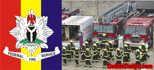 Federal Fire Service Recruitment 2018/2019 - Requirements