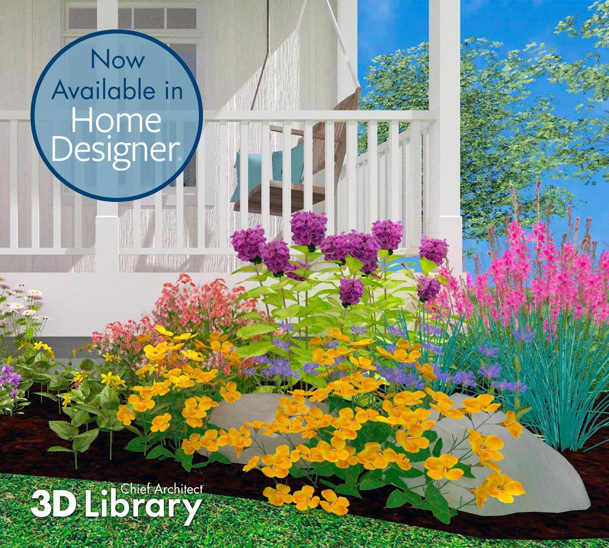 Plants 3d Models In 2020 Home Design Software 3d Home Design 3d Home Design Software